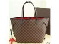 Women's Designer Bags & Earrings (Louis Vuitton & YSL) - NEW