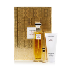 Set - Elizabeth Arden 5th Avenue 125ml Edp Spr + 3.7 ml Edp + 100ml B/L