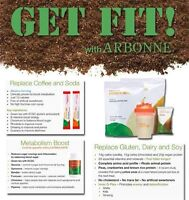 Arbonne Nutrition Products Promotion! $$$ off and free gift!