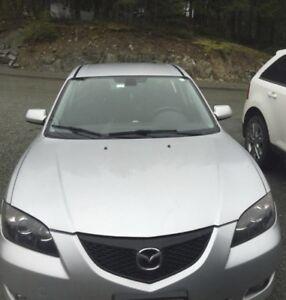 2006 Mazda Mazda3 Sport Sedan