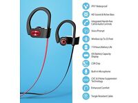 As new, boxed Wireless Bluetooth Headphones
