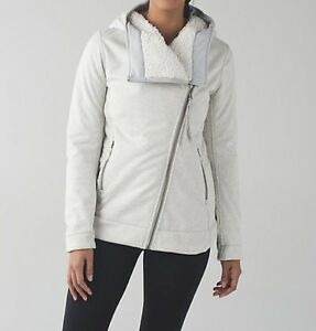 Lululemon Cozy Up Buttercup Jacket