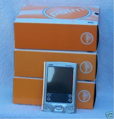 In Box >>perfect<< Palm Tungsten E2 Pda Handheld Organize...