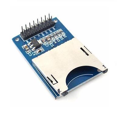5x Sd Card Module Slot Socket Reader For Arduino Arm Mcu Read And Write