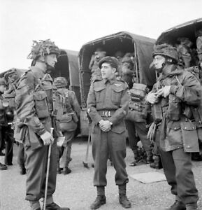 WWII  Canadian Para uniforms and gear, Original and Reproduction