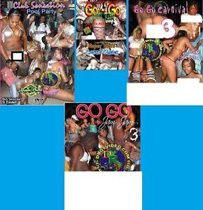 Dancehall Skinout 1 DVD
