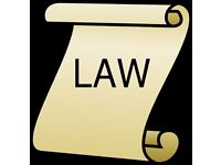Law Tutor (LLB, LLM, BPTC, LPC) – Law Essay, Dissertation, Research