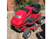 Countax ride on mower with Honda engine