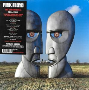 PINK FLOYD Division Bell 2LP Vinyl 180g 20th Anniversary + Download * NEW