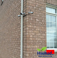 Residential,Commercial Security Camera Installation(416-500-6757
