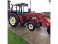 International 784 tractor for sale case IH