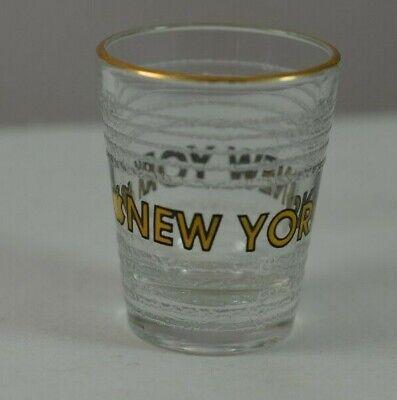 New York New York Hotel Casino (NEW YORK NEW YORK HOTEL CASINO LAS VEGAS SHOT GLASS FAST-FREE SHIPPING)