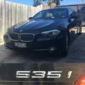 2010 BMW 5 Sedan **12 MONTH WARRANTY** Coopers Plains Brisbane South West Preview