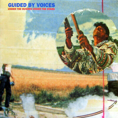 Guided By Voices - Under The Bushes 2 x LP- Vinyl Album SEALED NEW Rock Record