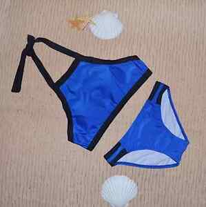 Brand new royal blue high neck bikini. Available in S, M, L Kitchener / Waterloo Kitchener Area image 3