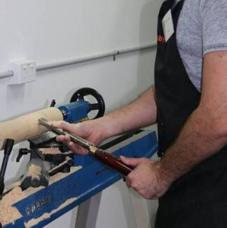 Wood turning for beginners
