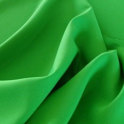"Used, Kelly  Green Gabardine Tropical Polyester 60 to 62"" wide  Free swatch for sale  Miami"