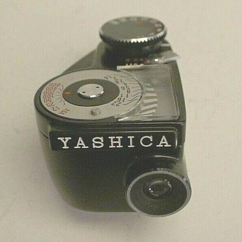 Vintage Yashica Shoe Mount Exposure Light Meter - Made in Japan - Super Rare