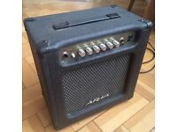 Aria AG-20 practice amp for guitar/keyboard/vocals