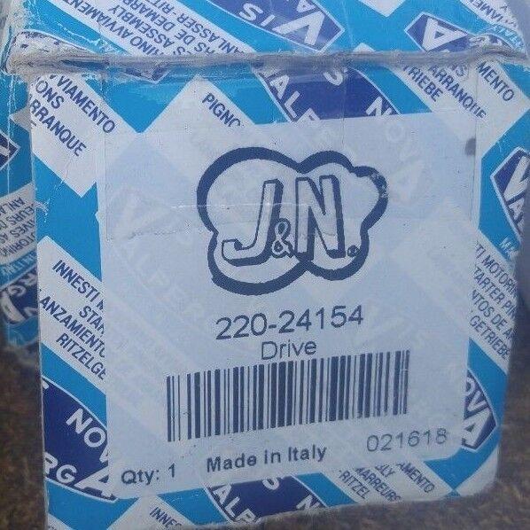 J&N 220-24154 - Bosch 11T Drive