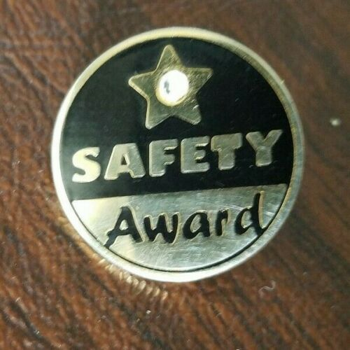 Amazon Employee Safety Award Pin