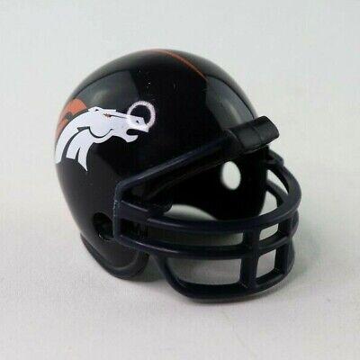 "Riddell 2"" Denver Broncos Mini Football Helmet NFL Fan Sports Souvenirs 2014"
