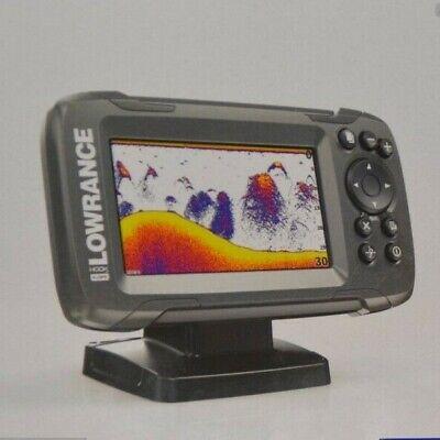 Lowrance Hook² 4x Bullet Echolot Fishfinder mit  Geber u.GPS Empfänger  Sonar (Lowrance Gps Fishfinder)