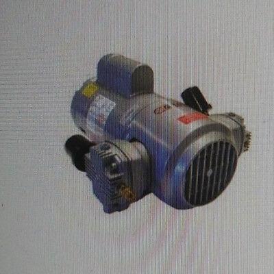 Gast 1vsf-10-m100x Oil-less Vacuum Pump 16 Hp Lesson Max 3 Cfm 1 Cfm 15 Hg