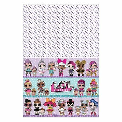 LOL Surprise Paper Table Cover Birthday Party Supplies Decorations