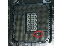 OEM IO SHIELD BLENDE BRACKET for GA-B85M-DS3H-A GA-B85M-HD3-A