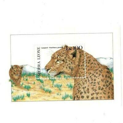 VINTAGE CLASSICS - Sierra Leone 923 - Fauna - Souvenir Sheet - MNH