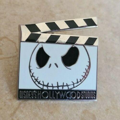 Disney Trading Pin Nightmare Before Christmas Jack Hollywood Studio Clapperboard