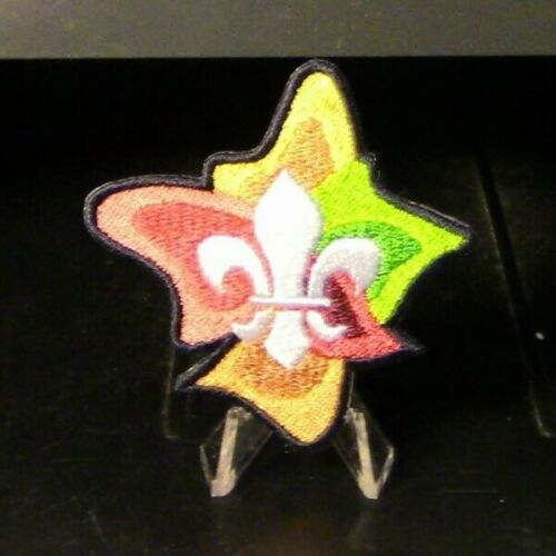 "Australian Scouting Program: New Uniform ""Scout Logo"" Patch"