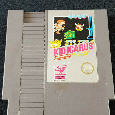 Nintendo NES Game Kid Icarus  for sale  Shipping to Nigeria