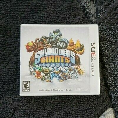 Skylanders Giants Para 3DS 2E Game And Funda, usado segunda mano  Embacar hacia Spain