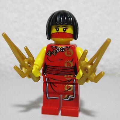 Nya 2507 2505 2172 Female Ninja Ninjago Lego Minifigure Mini Figure