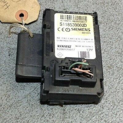 Ignition Card Reader Key for Renualt Megane Convertible, 2005 p/n S118651001