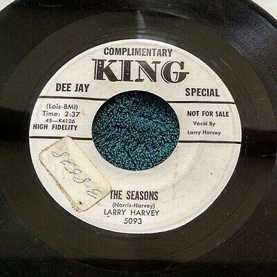 easons/Rolling Home 45 Promo King country bopper VG (Larry Harvey)