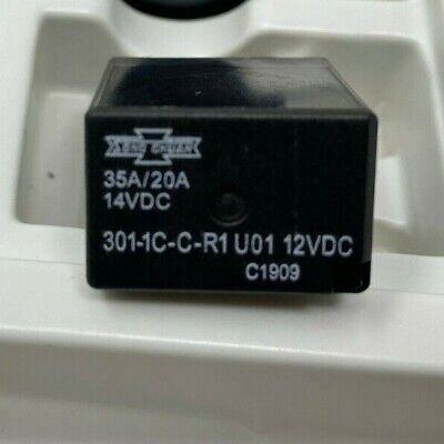 X-ON 871-1C-S-R1-12VDC Relais automobile