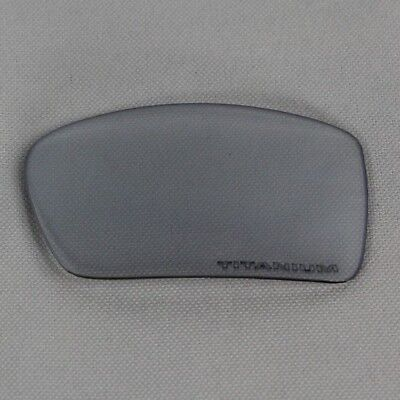 Oakley Gascan Lens Replacement Titanium Clear Rare Right Side Only One Lens