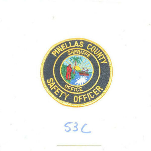 RARE - Pinellas County Safety Officer Patch