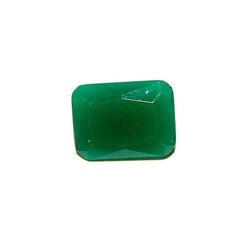 Green Emerald Gemstone 8.90 Carat 12mmx16mm
