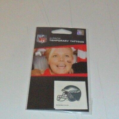NFL  4 PHILADELPHIA EAGLES FACE TEMPORARY TATTOOS FAST FREE SHIPPING](Philadelphia Eagles Tattoos)