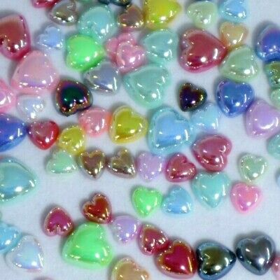 10g Heart Assorted Mxd Size