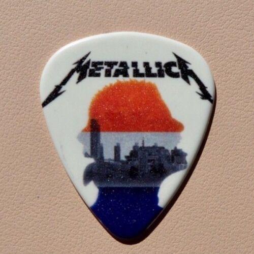 Metallica - Albany 10/29/18 Worldwired Tour 100% Authentic RARE Guitar pick