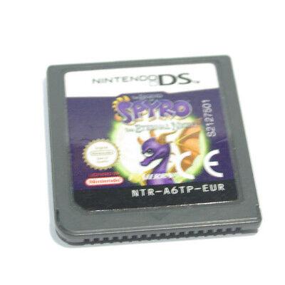 Jeu vidéo cartouche seule SPYRO The Eternal Night Nintendo DS compatible 3DS