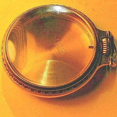 Great 16s, 21j Hamilton 992B Pocket Watch Case - BOC