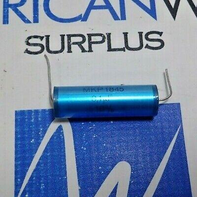 4x 4.7uF 160V DC Metallized Polypropylene Axial Audio Capacitor MKP1845 mfd