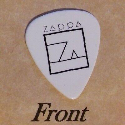 Frank Zappa band Signature Logo guitar pick  -(w)