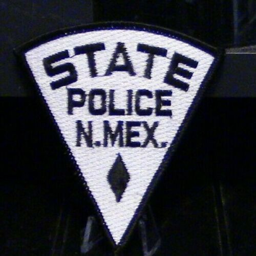 Retired Patch: State Police New Mexico Patch